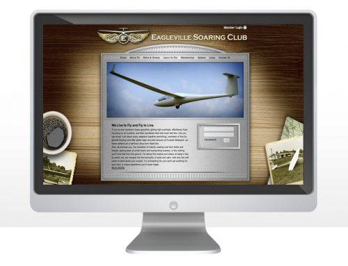 Eagleville Soaring Website