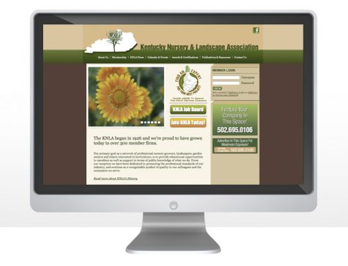 Kentucky Nursery & Landscape Association Website