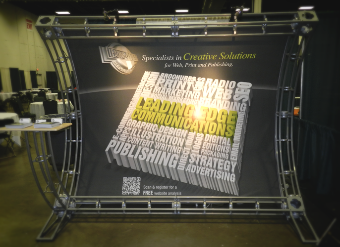 trade show web designers franklin TN