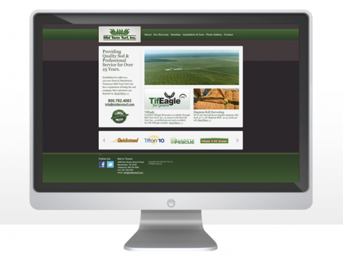 Mid Tenn Turf Website