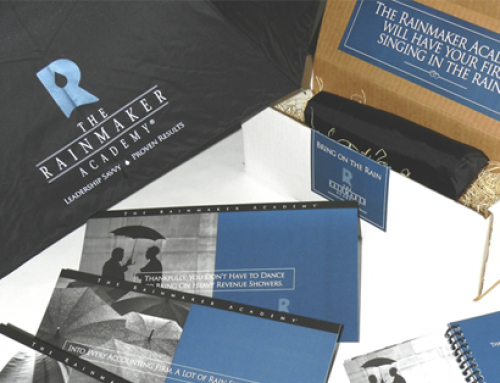 The Rainmaker Academy Direct Mail Campaign