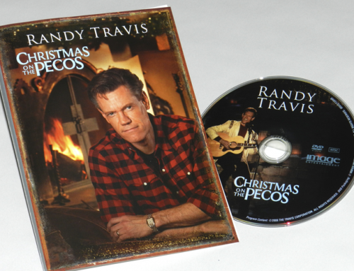 Randy Travis – Christmas on the Pecos