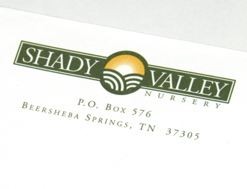 Shady Valley Nurseries Identity Package