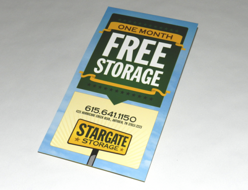 Stargate Storage Direct Mail