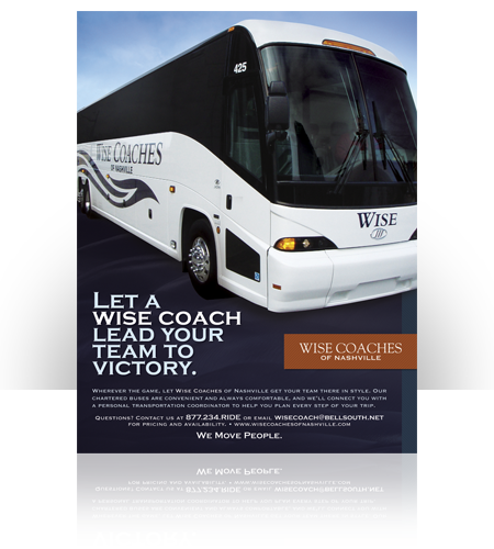 Wise Coaches Ad